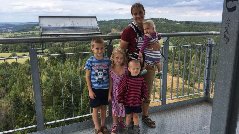 Veronika a její čtyři děti